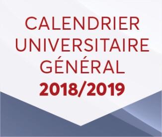 Portail Etudiant   Calendrier universitaire   Université Paris